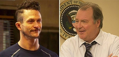 Jonathan Tucker et Kevin Dunn au casting de City on a Hill